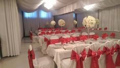 Red and White | Star Room