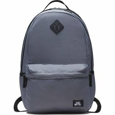 1271c5163e4e Nike Icon Training Backpack Grey Size 26 Litre Gym School Bag for sale  online