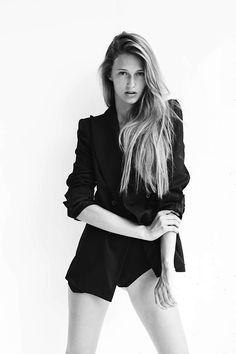 [new thread on thefashionspot] ines sole @ vdm model management and sight management