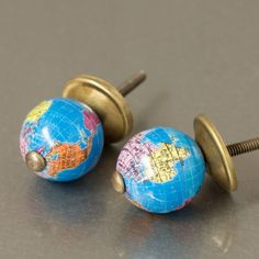 Globe Drawer Knobs - Door Knobs - Home Decoration - Home Accessories