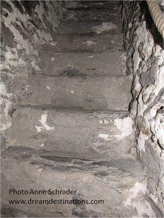 Stairway, Marksburg Castle
