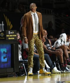 Oh Russ....you & your outfits! 2013 All-Star Weekend from Houston | THE OFFICIAL SITE OF THE OKLAHOMA CITY THUNDER