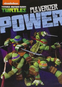 "#Giveaway: Win the DVD ""Teenage Mutant Ninja Turtles: Pulverizer Power"" (Ends 7/17)"