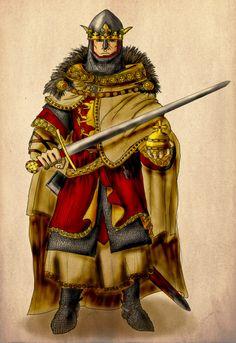 Uther Reigns by ~InfernalFinn on deviantART