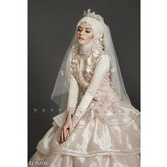 Such a gorgeous #weddingdress! ♥ By the amazing designer @rasya_shakira from Indonesia.  #wedding #muslimwedding #weddingideas #muslimweddingideas #weddingday #weddingdream #islamicwedding #weddingstyle #weddingtips #weddings #weddinginspiration #nikah #nikkah #nikaah #weddingphotography #indonesianwedding #hijab #hijabfashion #muslimbride #muslim #muslimweddingdress #hijabwedding #hijabbride