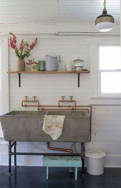 Kohler Sudbury Vintage Style Deep Sink Traditional