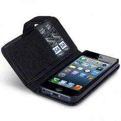 Θήκη - Πορτοφόλι iPhone 5. Δείτε το εδώ: http://www.uniqueshop.gr/thiki-portofoli-931.html