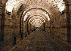 #tunnel #architecture #city