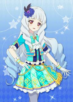 Aikatsu STARS [Wings of STARS]! Lillian