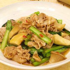 Delish Kitchen, Japanese Food, Meals, Dinners, Cabbage, Pork, Food And Drink, Chicken, Vegetables