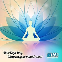 This Yoga Day Unstress your mind & soul! #internationalyogaday #yoga #yogaday