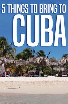 ViaHero | 5 Things to Bring to Cuba