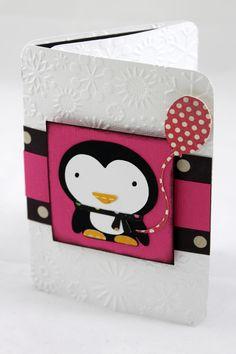 Create a Critter - Penguin