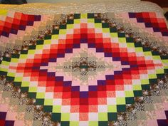 Alipatch: Bargello Patchwork