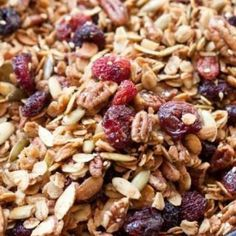 Down to Earth Granola Weight Watchers Recipe