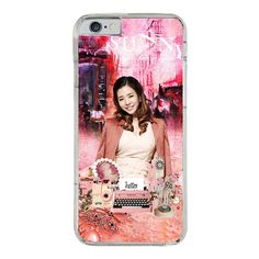 Sunny SNSD Kpop Hard Case Cover for iPhone by KPOPinHANDMADE