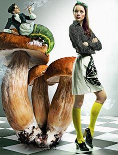 Alice by Momchil Hristov