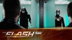 The Flash & Arrow | Crossover Trailer | The CW - http://www.comics2film.com/dc/green-arrow/the-flash-arrow-crossover-trailer-the-cw/  #Arrow