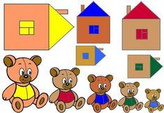 Preschool Centers, Preschool Math, Kindergarten, Montessori Activities, Learning Activities, Preschool Activities, Printable Preschool Worksheets, Busy Book, Lessons For Kids