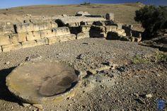 Conjunto arqueológico del Cástulo El conjunto arqueológico del Cástulo se remontan al Neolítico Final y que se constatan en los estratos arqueológicos inferiores de la ciudad iberorromana.