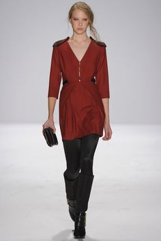 Rebecca Minkoff | Fall 2012 Ready-to-Wear Collection | Vogue Runway