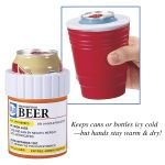 Red Cup Koozie ~$12.95 by 'Catalog Favorites' (love the red 'solo' cup..lol)