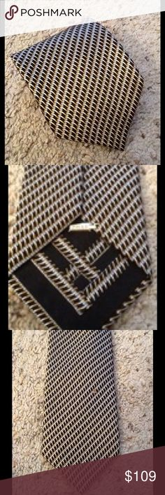 ZILLI AUTHENTIC SILK NECK TIE AMAZING!  NWOT NWOT Authentic Zilli silk neck tie.  Zilli logo shown.  Great gift, Really amazing!  Will ship right away.  Check out my other designer items Zilli Accessories Scarves & Wraps