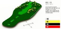 Hole 3 Golf Lignano