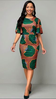 Africa Fashion 490470215672637961 - This dress is so elegant and sophisticated great for wearing on special occasions.Good material, size generous and happy with purchase. Source by fashionrotita Best African Dresses, Latest African Fashion Dresses, African Print Dresses, African Attire, Ankara Fashion, Tribal Fashion, African Prints, African Fabric, Ladies Fashion Dresses