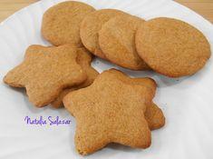 Cómo hacer galletas de jengibre o ginger snaps cookies -