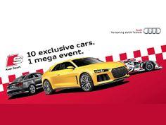 Audi A3, Sport Quattro Concept, R18 e-tron & More At 2014 Auto Expo