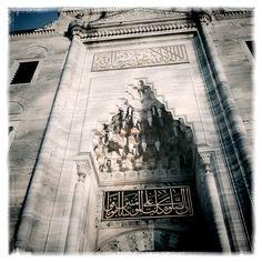mosque Suleymaniye Istanbul photo by Raffaella La Vena