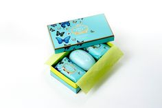 Castelbel Butterfly gift box soap - Pois SelectionPois Selection