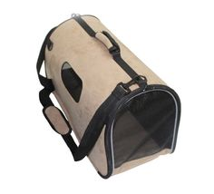 Aussie Pet Carrier  Tan ** Click on the image for additional details.