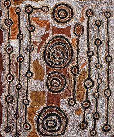 Taylor Wanyima Cooper - Malara: Wanampi Tjukurpa - 121 x 100 cm - — Art Aborigène d'Australie - Aboriginal Signature Estrangin gallery Aboriginal Dot Painting, Aboriginal Artists, Indigenous Australian Art, Indigenous Art, Australian Aboriginals, Aboriginal Culture, Haida Art, Mosaic Wall Art, Linocut Prints