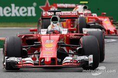 Sebastian Vettel, Ferrari SF16-H   Italian GP