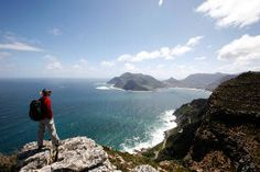 Table Mountain as you've never seen it before, hike to the top across the Hoerikwaggo mountain range, Cape Town, South Africa Table Mountain Cape Town, Mountain Range, Cape Town Tourism, Beach Tops, See It, Places To See, Trip Advisor, The Good Place, Surfing