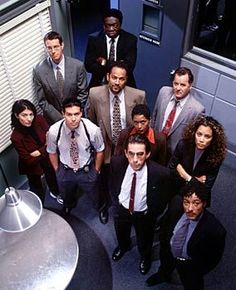 Homicide: Life on the Street   I loved this show!!!