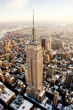 Empire State Building, New York, US