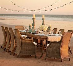 outdoor wicker dining table and chairs http://rstyle.me/n/ivzk9r9te