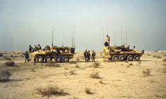 Desert Shield And Desert Storm (Part 2) | Marine Corps Association