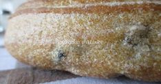 Lyžička v Miske: Kváskový chlieb s olivami Bread, Food, Basket, Meals, Breads, Bakeries, Yemek, Patisserie, Eten