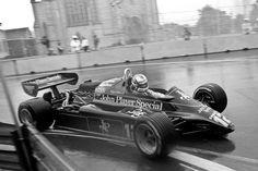 Nigel Mansell 1982 Lotus 91 at Detroit GP [1280 x 853] - Imgur