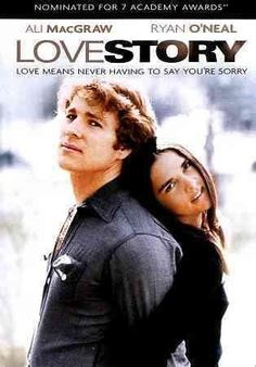 One of the most popular tearjerkers ever, LOVE STORY tells the tale of a rich law student, Oliver (Ryan O'Neal), and a poor musician, Jenny (Ali McGraw), who fall in love while attending college. Desp