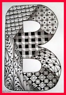 Tekenpraktijk De Innerlijke Wereld: ABC - Tangled Alphabet
