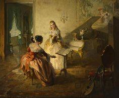 Lajos, Louis Jambor (1884 - 1955) - A musical interlude