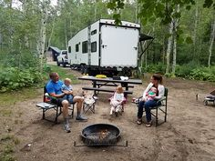 Camping with your children is an awesome way to enjoy some family time, while also introducing your children to the wonders and majesty of the great Camping Ideas, Camping Supplies, Camping Hacks, Outdoor Camping, Rv Camping, Camping Cabins, Camping Crafts, Camping Essentials, Outdoor Gear