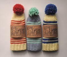 Kids look nice in bobble hats