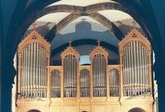 Salzburg, Franziskanerkirche (Heilig-Geist-Orgel) – Organ index, die freie Orgeldatenbank