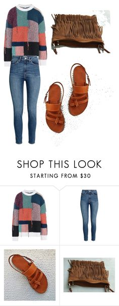 """Simple"" by veniad ❤ liked on Polyvore featuring STELLA McCARTNEY, trend, strappyshoes, leathersandals and enotiacreations"